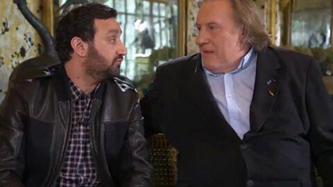 VIDEOS L'interview surréaliste de Gérard Depardieu par Cyril Hanouna dans TPMP