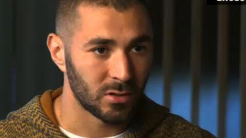 VIDEO  Karim Benzema: ses confessions sur l'affaire de la sextape de Mathieu Valbuena