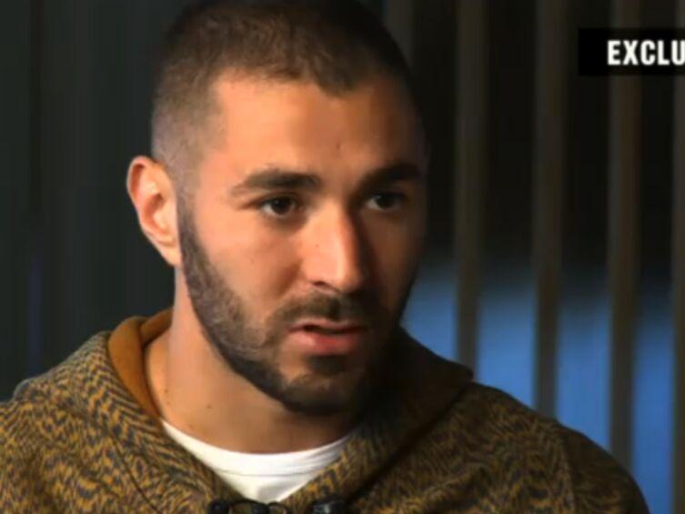 VIDEO Karim Benzema : ses confessions sur l'affaire de la sextape de Mathieu Valbuena