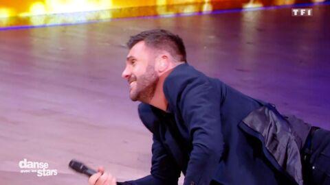VIDEO Laurent Ournac fait une grosse chute sur le plateau de Danse avec les stars
