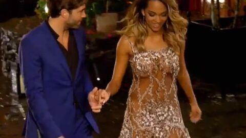 VIDEO Le Bachelor: une prétendante débarque seins nus!