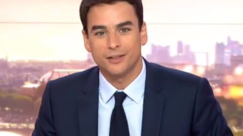 VIDEO La boulette très drôle de Julian Bugier en plein JT de France 2