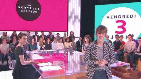 VIDEO Daphné Bürki rend hommage à Maïtena Biraben dans La Nouvelle Edition