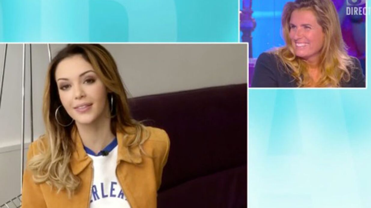 VIDEO Nabilla laisse un message à Lisa Azuelos pour travailler avec elle, et ça pourrait marcher