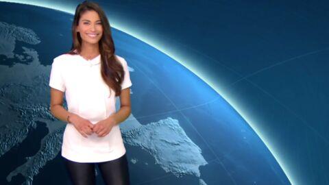 VIDEO Tatiana Silva: découvrez le tout premier bulletin météo de la remplaçante de Catherine Laborde