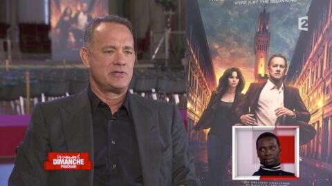 VIDEO Le touchant hommage de Tom Hanks à Omar Sy dans Vivement dimanche prochain