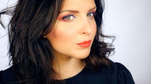 VIDEO Le tuto de Ludivine: se maquiller avec du blush…comme sur le défilé Armani