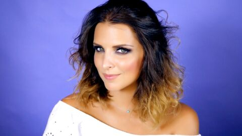 VIDEO Le tuto make-up de Ludivine : apprenez à faire un smoky-eye brun irisé