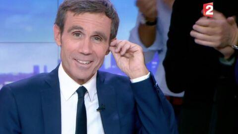 VIDEO David Pujadas: ses adieux sobres et élégants au 20 heures de France 2