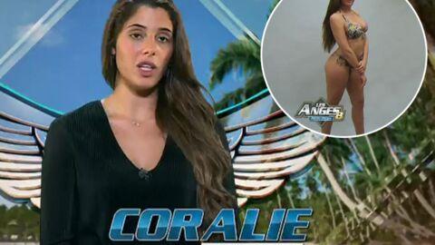 Les Anges 8: Coralie, jugée pas assez fine, se fait recaler à un casting en bikini