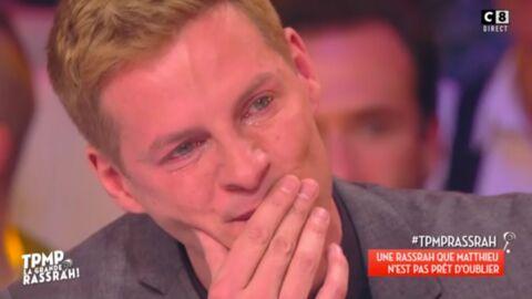 VIDEO Matthieu Delormeau en larmes après une blague très violente de Cyril Hanouna