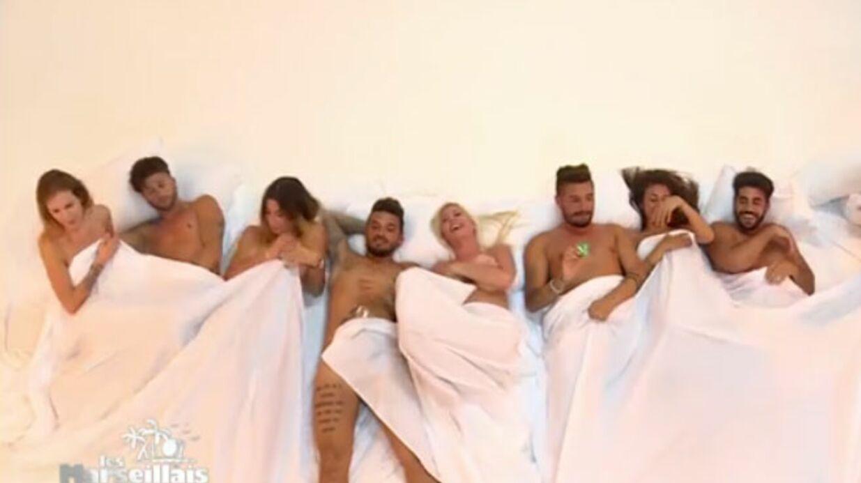 VIDEO Les Marseillais se déshabillent pour un shooting nu