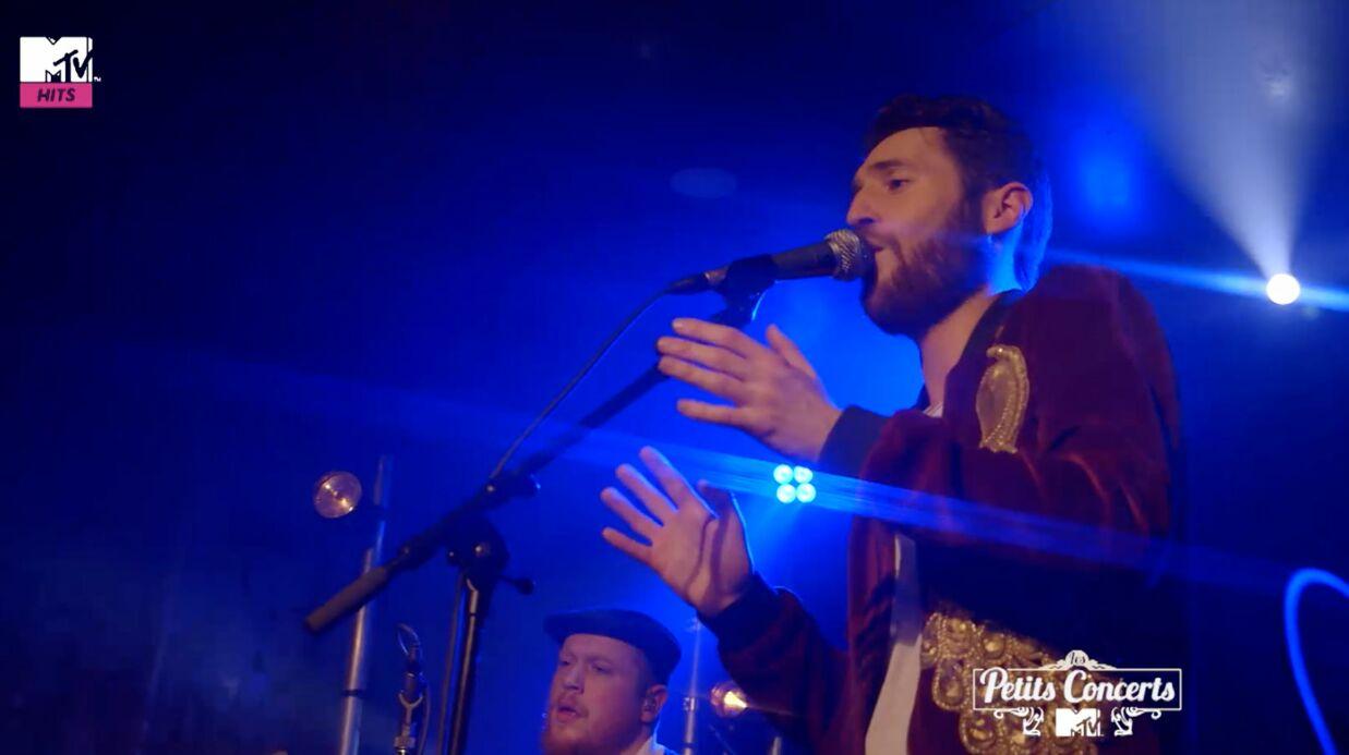 VIDEO Les petits concerts MTV: découvrez un extrait du show de Broken Back avant diffusion le 2 avril