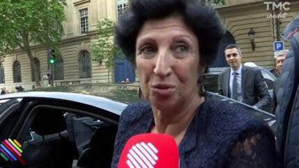 VIDEO Découvrez les premiers mots de la mère d'Emmanuel Macron après l'investiture de son fils