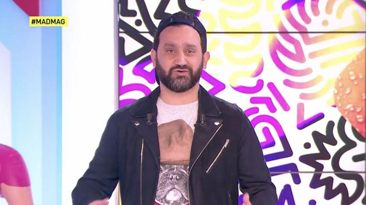 VIDEO Découvrez Cyril Hanouna aux commandes du Mad Mag