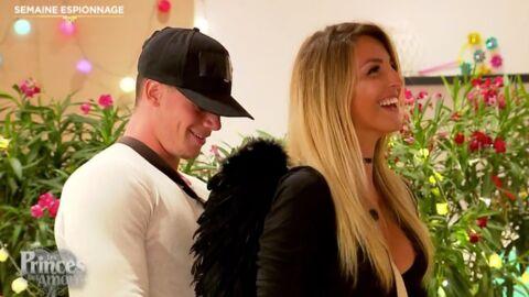 VIDEO Les Princes de l'amour 4: un candidat un peu trop tactile avec une prétendante