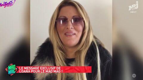 VIDEO Loana confirme en personne sa participation aux Anges 9