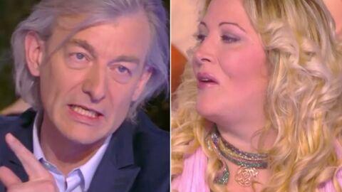 VIDEO Affaire de la gifle: Gilles Verdez très agacé face à Loana justifiant son soutien à JoeyStarr