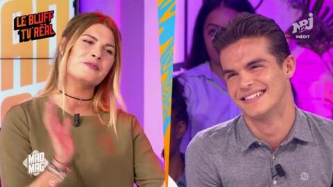 VIDEO Julien Castaldi: sa chérie Ludivine Birker lui fait une déclaration d'amour