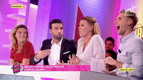 VIDEO Mad Mag : gros clash entre Amélie Neten et Aymeric Bonnery