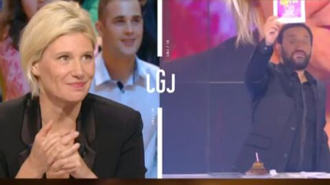 VIDEO Maïtena Biraben : face aux mauvaises audiences du Grand Journal, elle tente l'auto-dérision