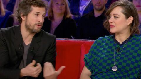 VIDEO Guillaume Canet et Marion Cotillard: voit-on leur fils Marcel dans Rock'n Roll? Ils répondent!