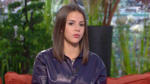 VIDEO Marina Kaye ne veut pas rentrer dans le jeu de son père, qui veut «son nom en gros dans les journaux»