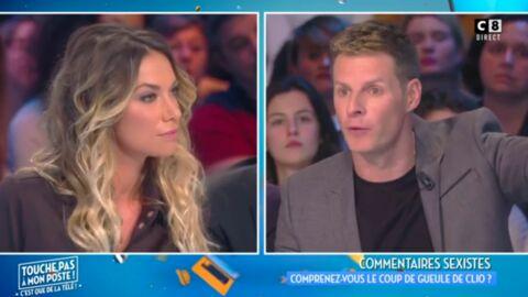 VIDEO Matthieu Delormeau accuse Clio Pajczer de «s'auto-satisfaire» en montrant ses fesses, Cyril Hanouna le recadre
