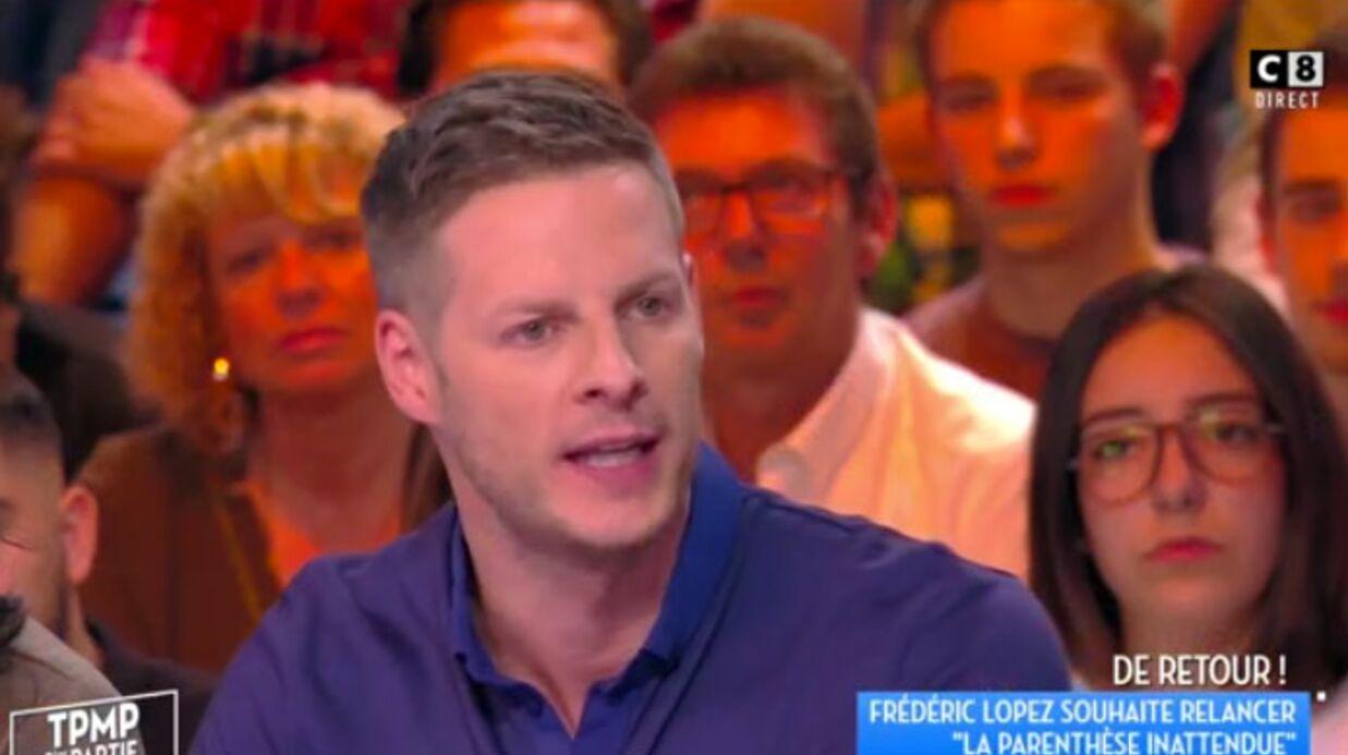 VIDEO Matthieu Delormeau accuse Frédéric Lopez de mauvaise foi: «Il me casse les c******s!»