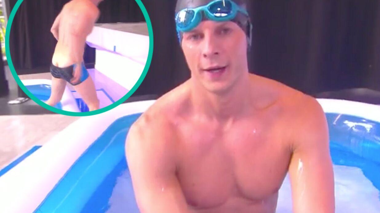VIDEO TPMP: le maillot de bain de Matthieu Delormeau a glissé et il en montre trop!