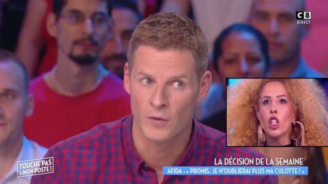 VIDEO Matthieu Delormeau prend la défense d'Afida Turner après son passage sans culotte dans le Mad Mag