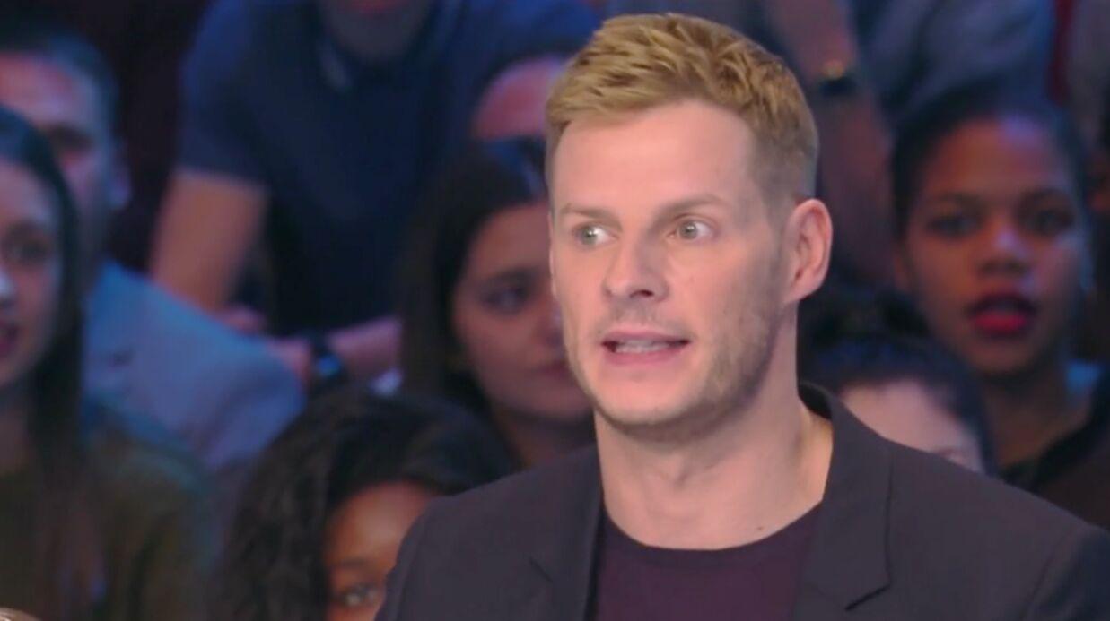 VIDEO Matthieu Delormeau raconte les détails de sa bagarre avec Ayem Nour