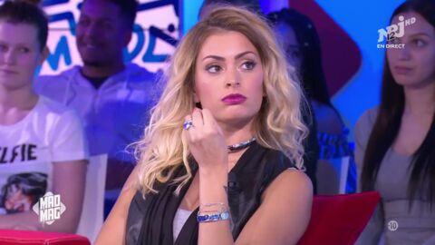 Mélanie (Les Anges 8): très agacée contre Martial, elle quitte le Mad Mag en pleine émission