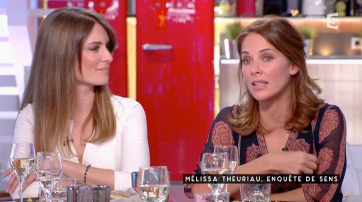 VIDEO Mélissa Theuriau s'inquiète que son fils suive déjà les traces de Jamel Debbouze