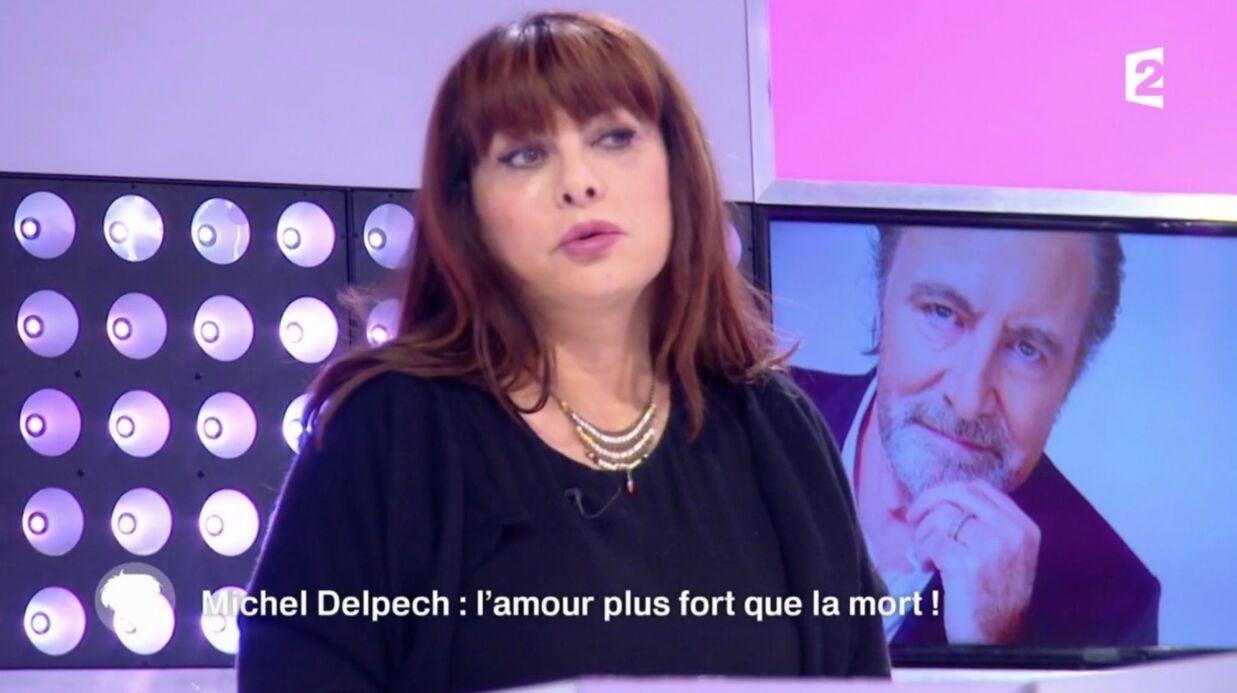VIDEO Michel Delpech: sa veuve tacle les médecins qui lui ont annoncé son cancer