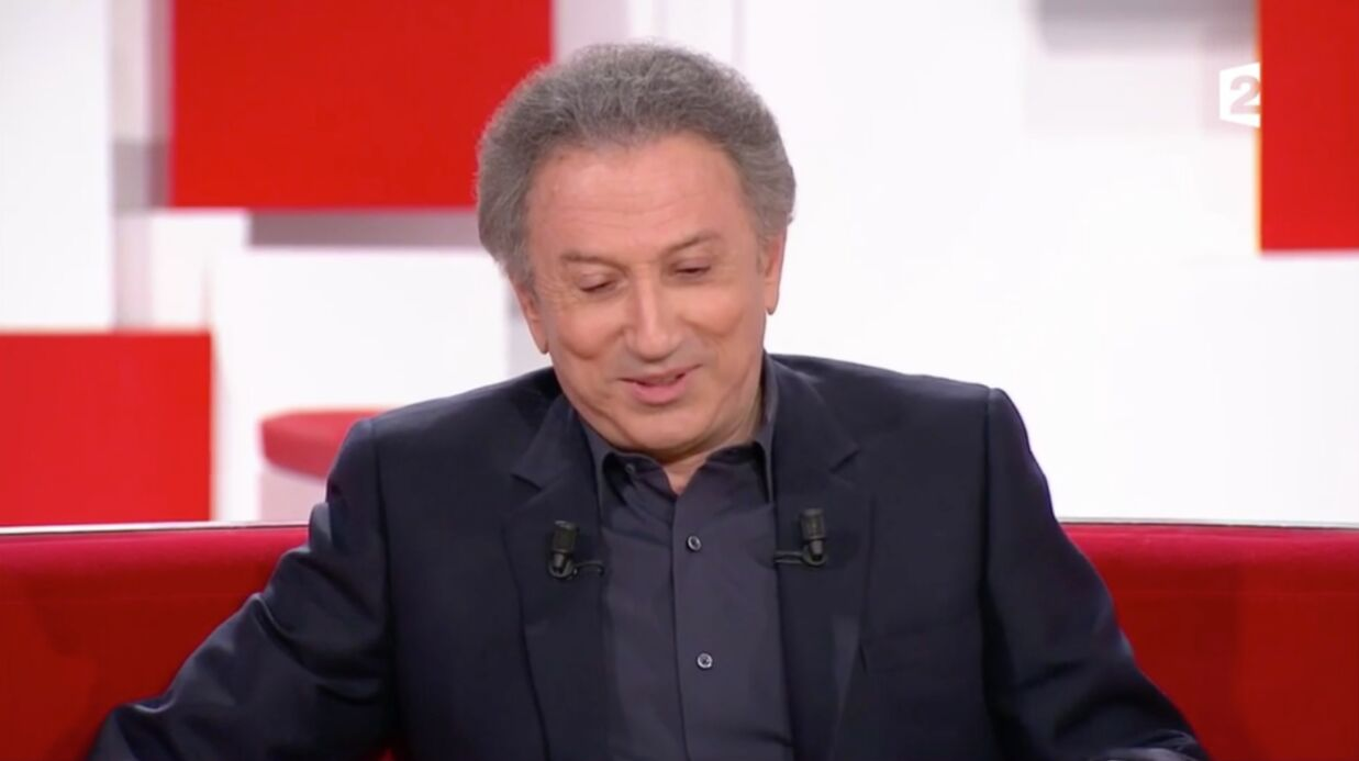 VIDEO Michel Drucker : choqué par le titre du livre de son invité, il refuse de le pronon­cer