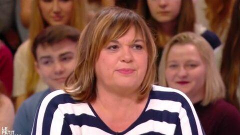 VIDEO Michèle Bernier a craqué sur un croque-mort durant l'enterrement d'un proche