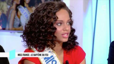 VIDEO Miss France 2017: Alicia Aylies revient sur les remarques racistes dont elle a été victime