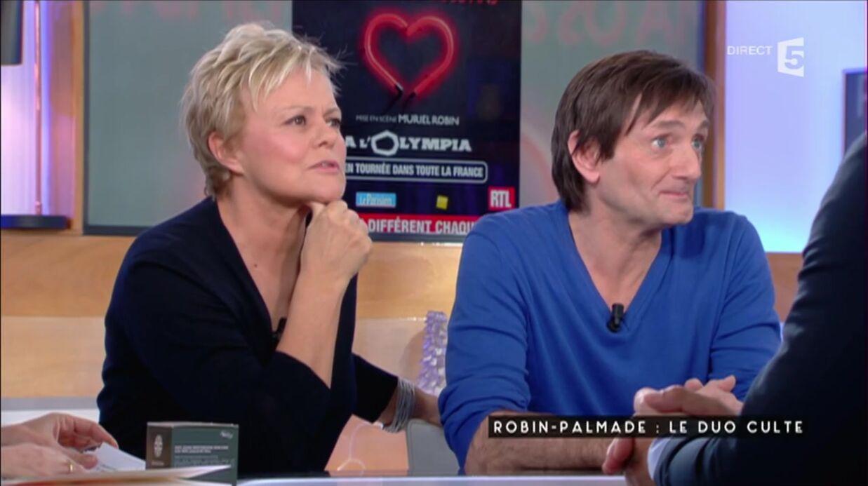 Muriel Robin et Michèle Laroque vont jouer un couple lesbien au cinéma