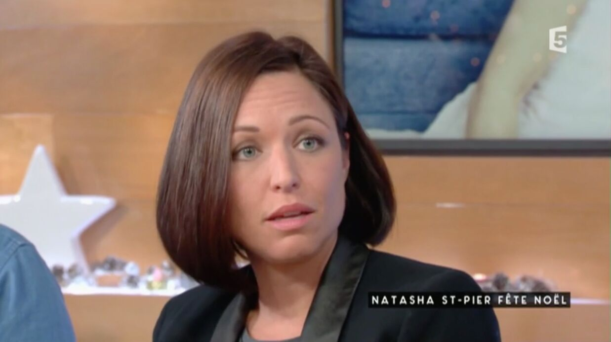 VIDEO Natasha St-Pier évoque le courage de son fils Bixente, atteint d'une malformation cardiaque