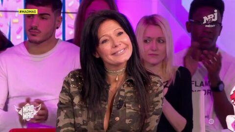 VIDEO Nathalie (Secret Story 8) avoue avoir dragué Benjamin Castaldi, qui «aimait bien son décolleté»