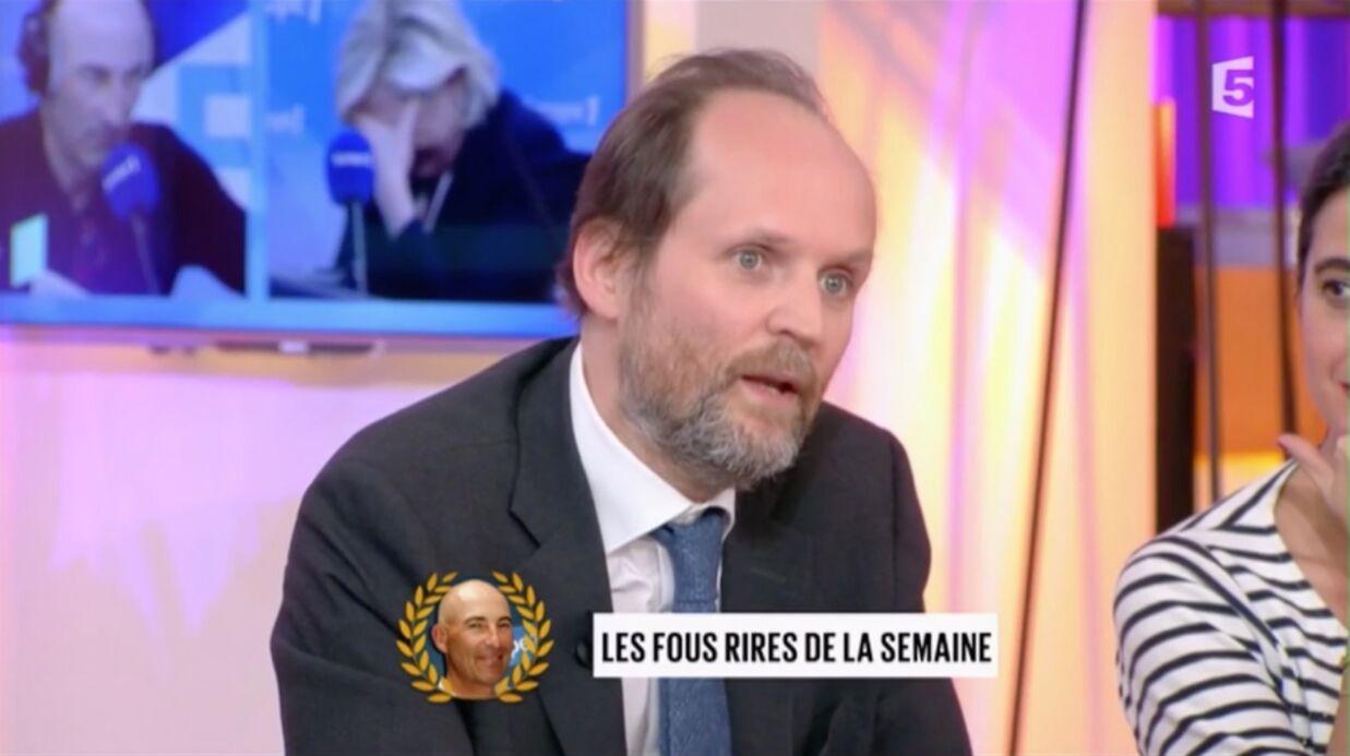 VIDEO Nicolas Canteloup: son producteur a été très gêné par le fou rire de Marine Le Pen