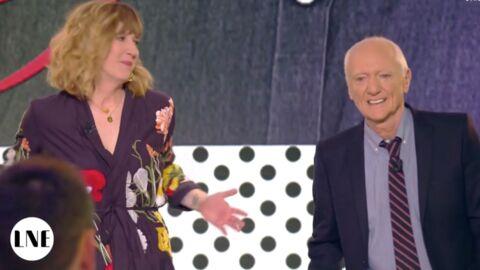 VIDEO Les larmes de Nicolas Domenach pour son départ de La nouvelle édition