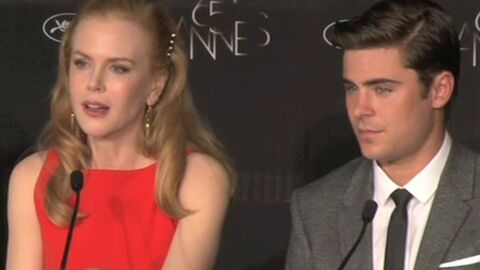 VIDEO Quand Nicole Kidman urine sur Zac Efron