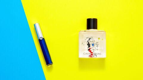 Nos beauty crushs: l'eau de parfum de Castelbajac et l'ombre à paupières Armani