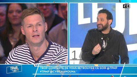 NT1 tente de débaucher Matthieu Delormeau, Cyril Hanouna explose la chaîne