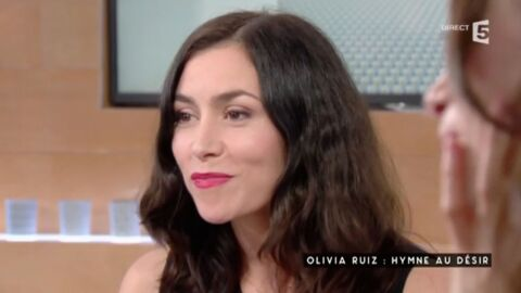 VIDEO À l'occasion de sa tournée, Olivia Ruiz va lancer son application de rencontres
