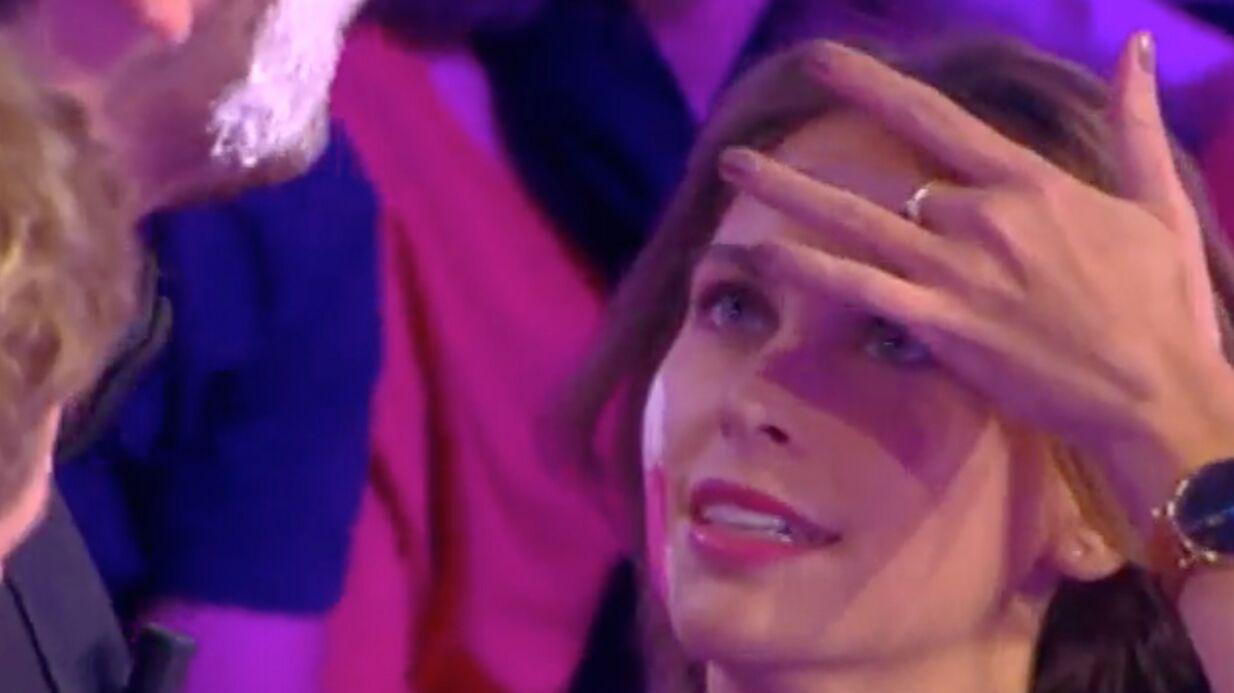VIDEO Touche pas à mon poste: Camille Combal fait frotti-frotta en direct avec Ophélie Meunier
