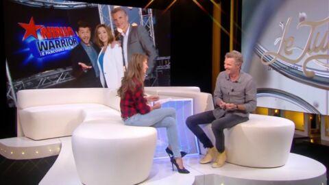 VIDEO Ophélie Meunier très amusée par le surnom que donne Denis Brogniart à Sandrine Quétier