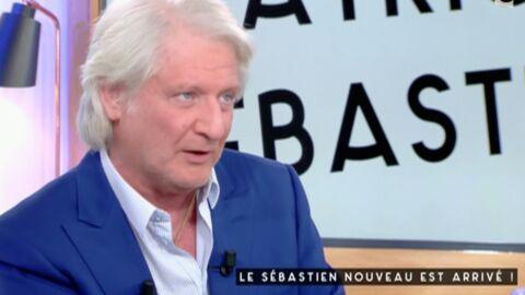 VIDEO Patrick Sébastien évoque son violent passage à vide chez France Télévisions